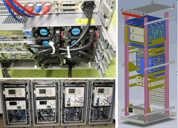 Telecom Rack Assembly & Test